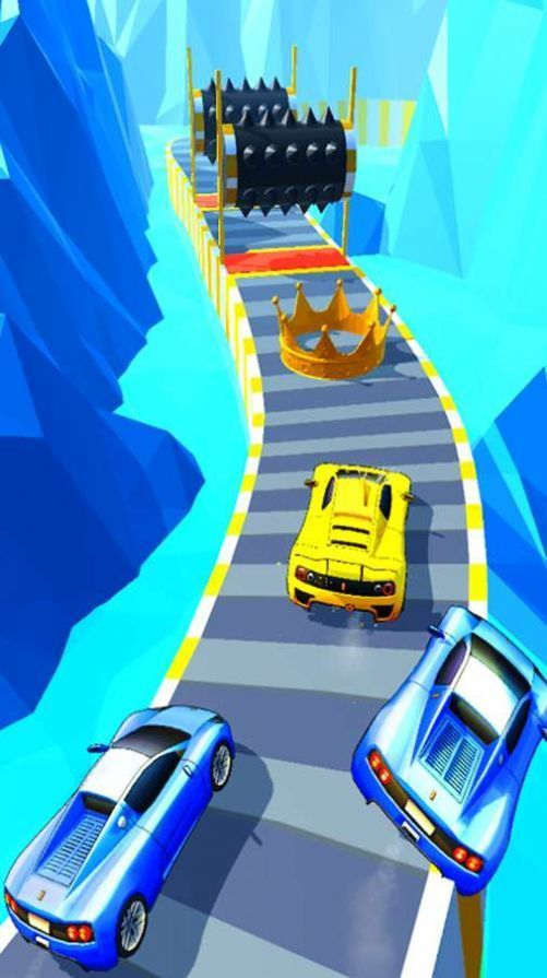 狭道飞车小游戏最新安卓版图2