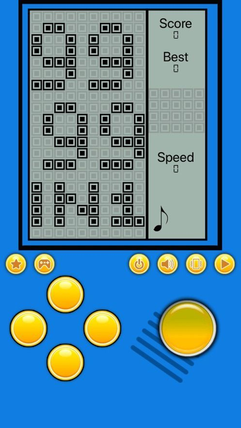 经典饿罗斯方块游戏下载安卓版图5