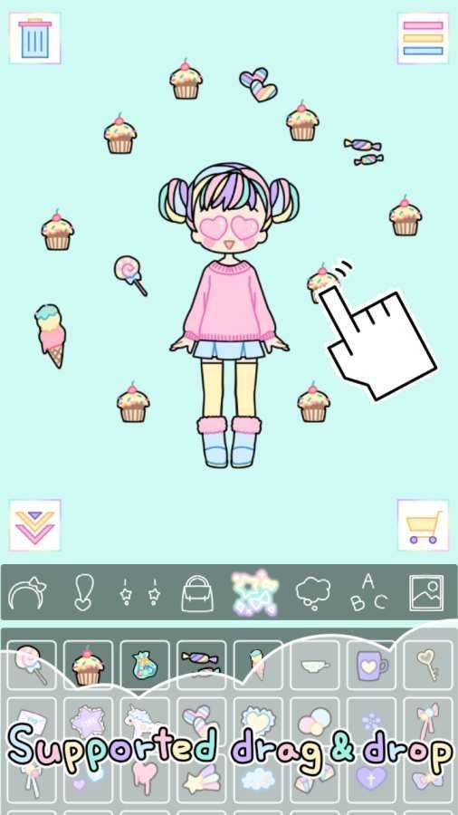 抖音少女心游戏手机版下载最新地址安装图2