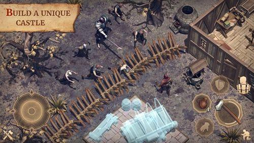 冷酷灵魂黑暗幻想生存1.2官方正式版游戏下载(Grim Soul)图4