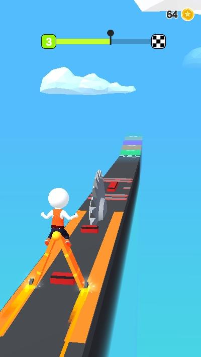 滑行梯大师去广告破解版下载图1