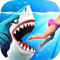 饥饿鲨世界3.1.4无限钻石金币中文修改最新版
