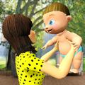 虚拟妈妈婴儿护理游戏汉化中文版