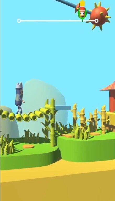 香肠忍者游戏安卓版图片1