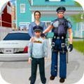 我的警察妈妈游戏手机中文版v1