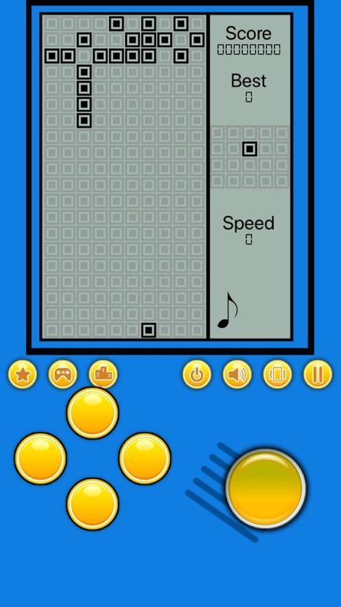 经典饿罗斯方块游戏下载安卓版图1