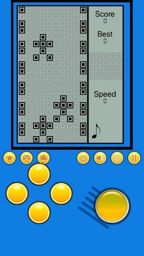 经典饿罗斯方块游戏下载安卓版图4