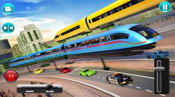 未来派火车游戏最新版图3