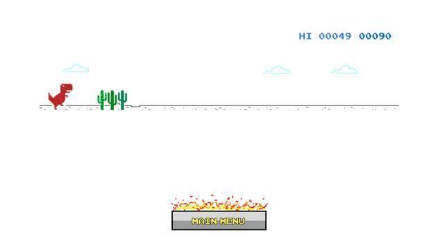 恐龙赛跑者2游戏安卓版图片1