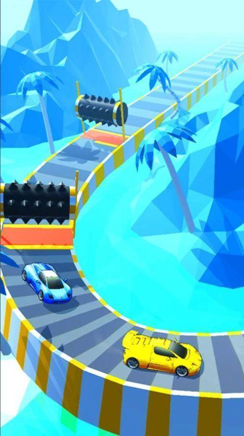 狭道飞车小游戏最新安卓版图片1
