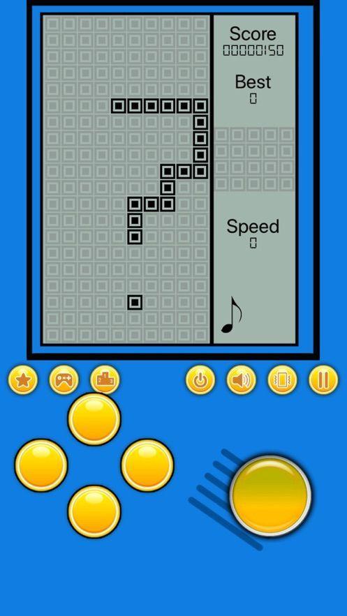 经典饿罗斯方块游戏下载安卓版图3