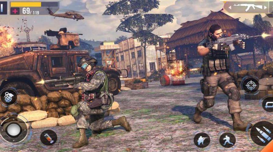 火线对决游戏官方最新版图3