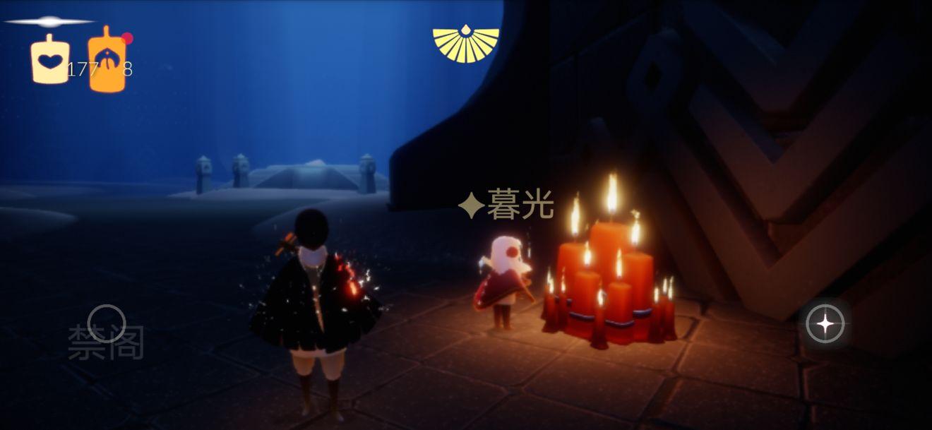 光遇9月8日圣岛季蜡烛位置大全:9.8大蜡烛位置分布一览[多图]