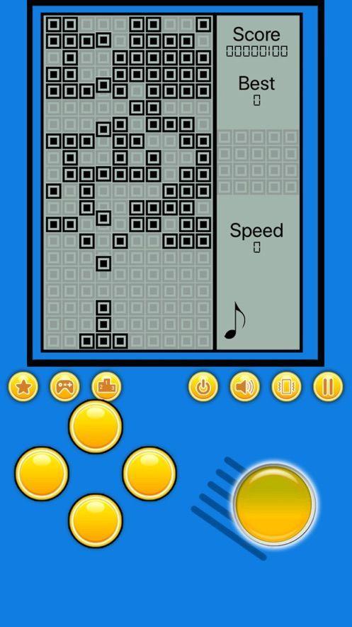 经典饿罗斯方块游戏下载安卓版图2