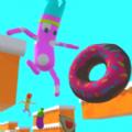 香肠卷跑酷小游戏最新官方版