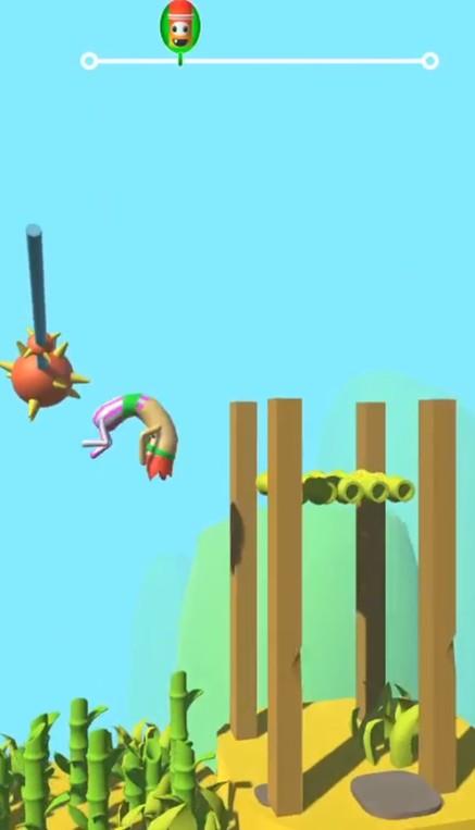香肠忍者游戏安卓版图1