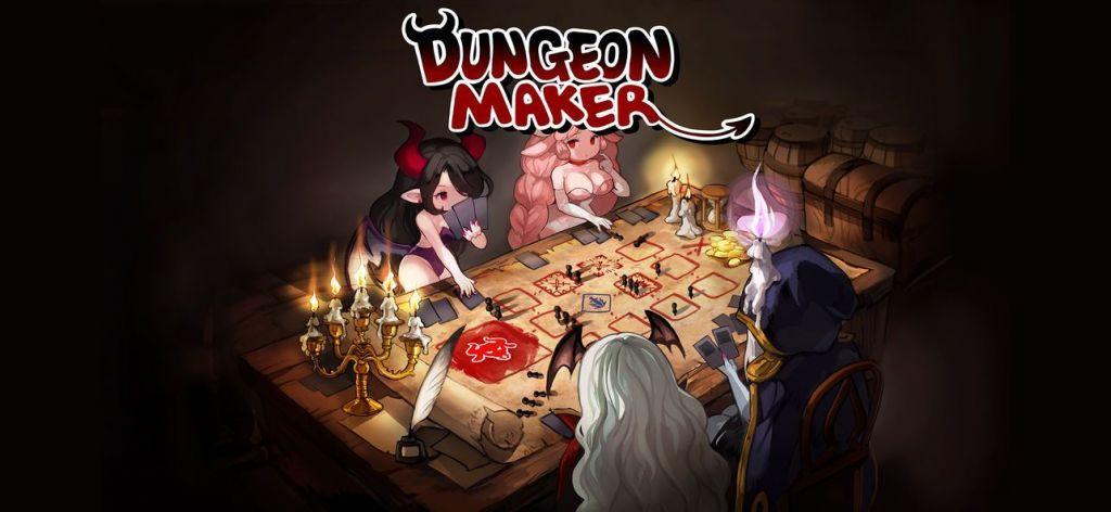 dungeonmaker地牢制造者1.6.1无限魔石内购修改版下载地址图0