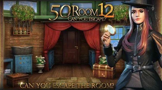 密室逃脱挑战100个房间12攻略提示破解版图3
