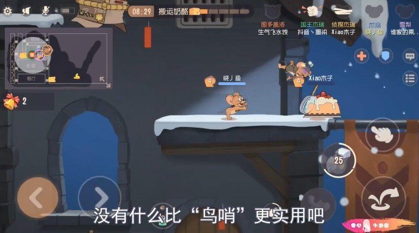 """猫和老鼠:鸟哨的正确玩法,图多盖洛是啥?""""轰炸区""""谁敢来?[视频][多图]图片2"""