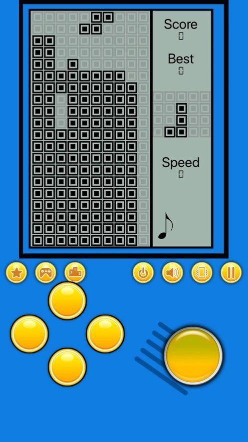 经典饿罗斯方块游戏下载安卓版图0