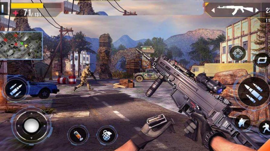 火线对决游戏官方最新版图1