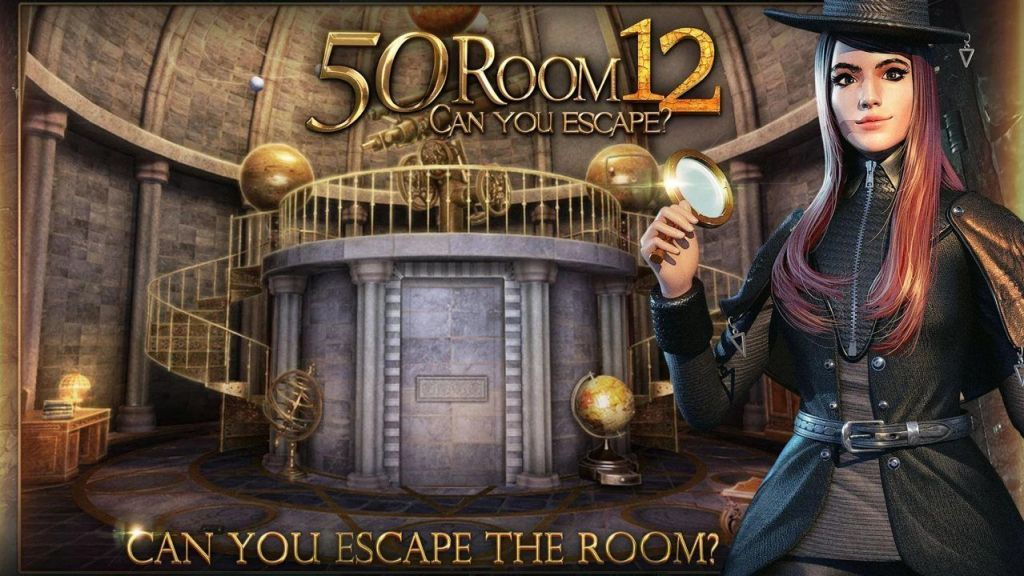 密室逃脱挑战100个房间12攻略提示破解版图片1