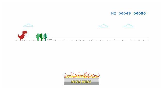 恐龙赛跑者2游戏安卓版图1