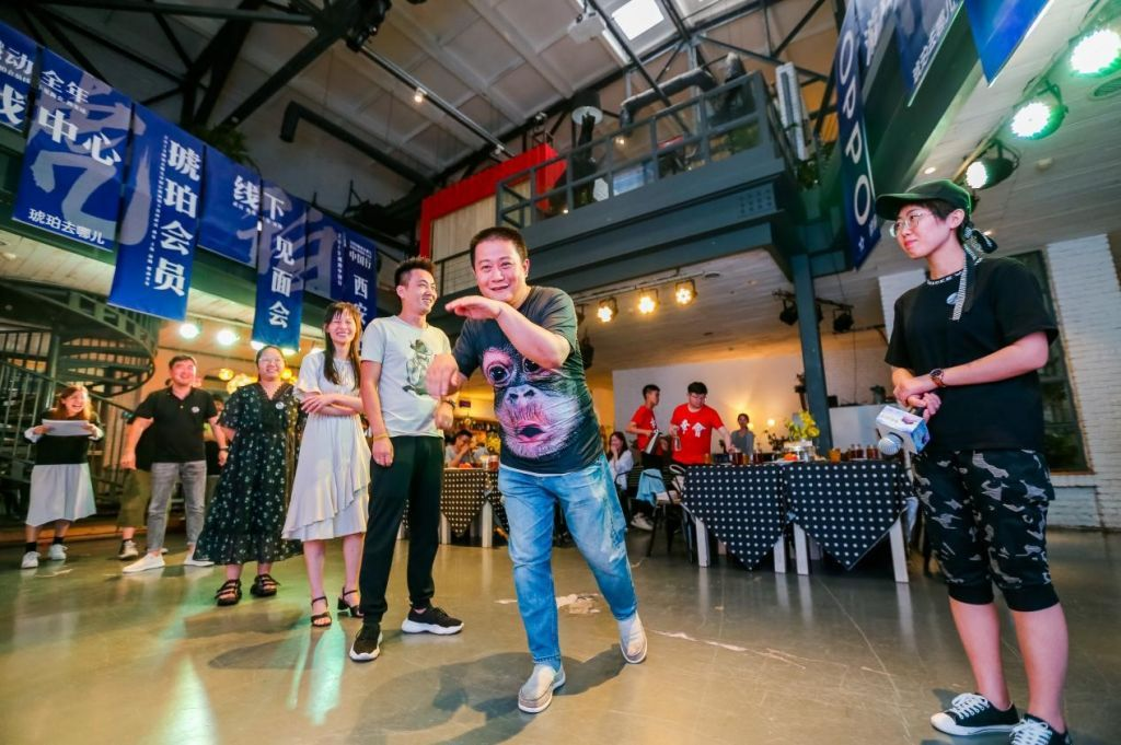 大话手游xOPPO游戏中心 去哪儿中国行降临长安[视频][多图]图片3