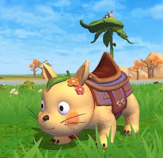 创造与魔法阳光龙猫坐骑怎么获得?4月24日新坐骑阳光龙猫获取方法[多图]