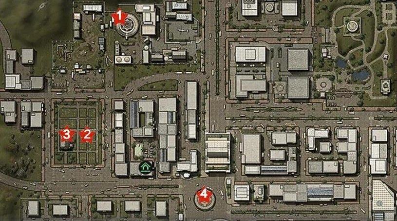 明日之后莱文市黎明区城市记忆打卡位置大全:黎明区24个打卡地点汇总[多图]
