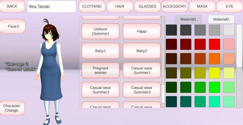 樱花校园模拟器孕妇装怎么获得?中文孕妇版有婴儿孕妇的大肚子教程[多图]
