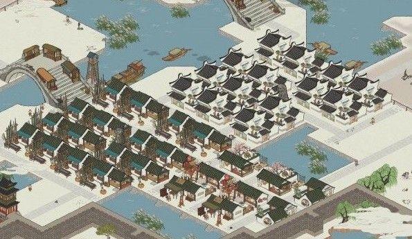 江南百景图苏州府布局图一览:苏州雕像最佳布局攻略[多图]