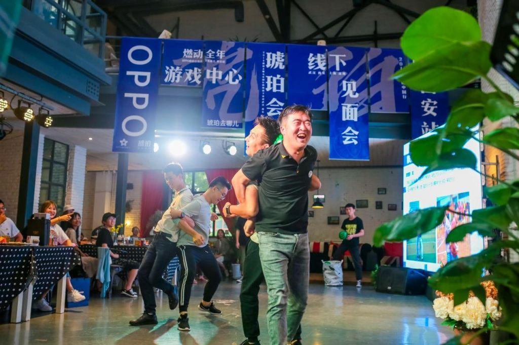 大话手游xOPPO游戏中心 去哪儿中国行降临长安[视频][多图]图片2