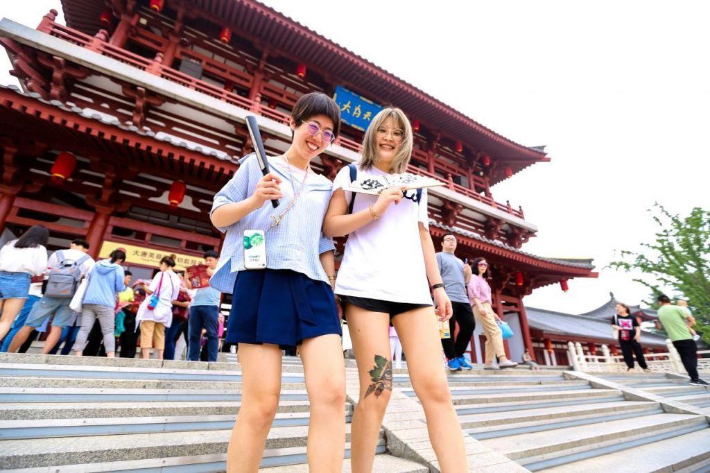 大话手游xOPPO游戏中心 去哪儿中国行降临长安[视频][多图]图片7