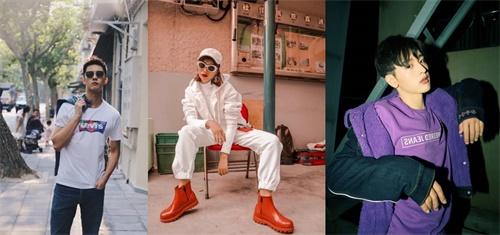 """""""虚拟服饰跳进现实?跨界LEVI'S?之后,QQ炫舞将开启首个国内虚拟偶像时装周走秀[视频][多图]图片5"""