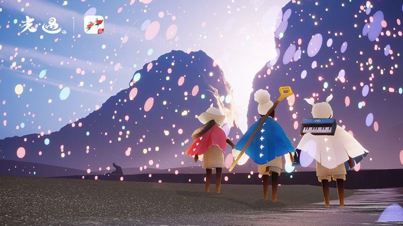 陈星汉携《光·遇》亮相世界互联网大会,诠释游戏艺术之美[视频][多图]图片6