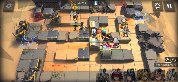 明日方舟DM-EX关卡攻略大全:DM-EX突袭全关卡通关攻略[多图]图片2