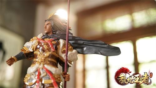 """《乱世王者》手游联合""""国礼匠人""""孙庆先,千年粤绣讲述玩家故事[视频][多图]图片7"""
