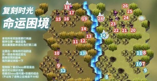 剑与远征命运困境2怎么走?命运困境2路线图宝箱攻略[多图]