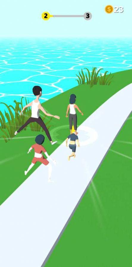 小哥哥快跑呀游戏官方版图1