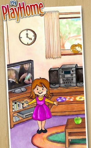 宝宝过家家游戏安卓破解版图1