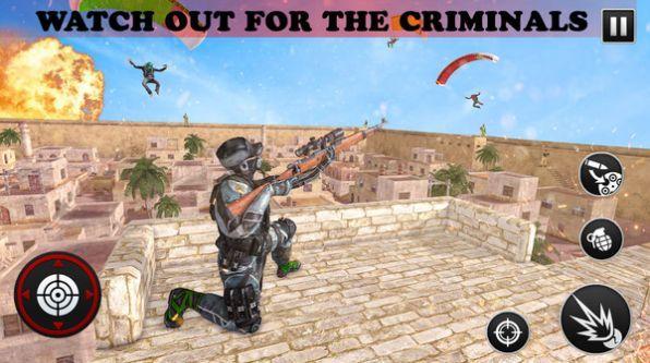 生存火线行动游戏官方安卓版图片1