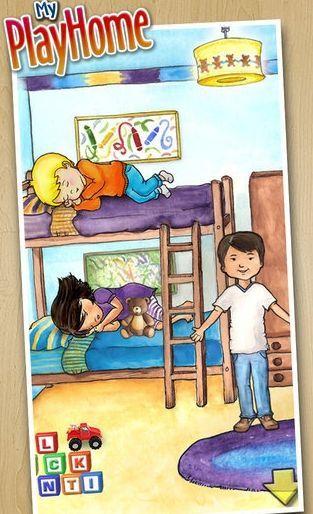 宝宝过家家游戏安卓破解版图片1