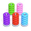 圆环堆叠游戏安卓版