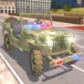 警察吉普车模拟器游戏中文版