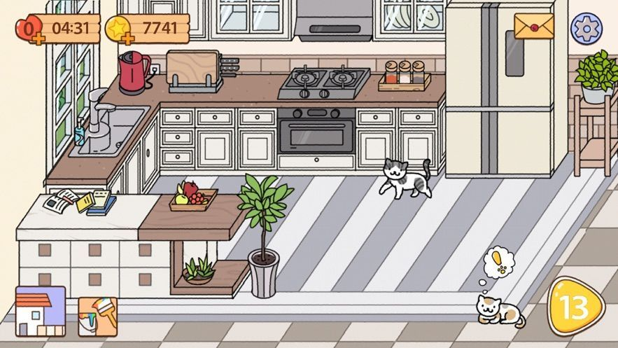 萌宅物语1.9厨房农场破解版最新版图片1