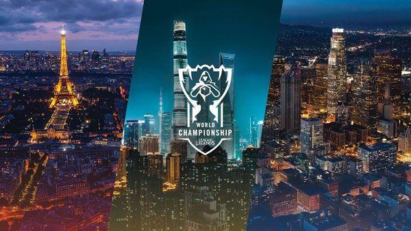 英雄联盟2020全球总决赛赛程及时间:S10决赛门票免费资格摇号抽取