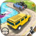 公路跑车微信小游戏程序