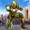 钢铁绳索蜘蛛侠游戏下载无限金币破解版