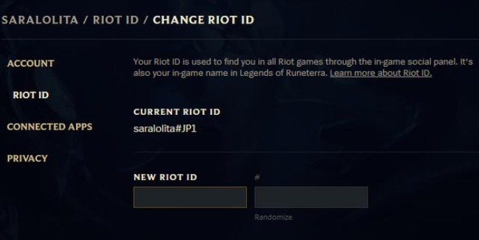 LOL手游更名教程:英雄联盟最新更名方案[多图]
